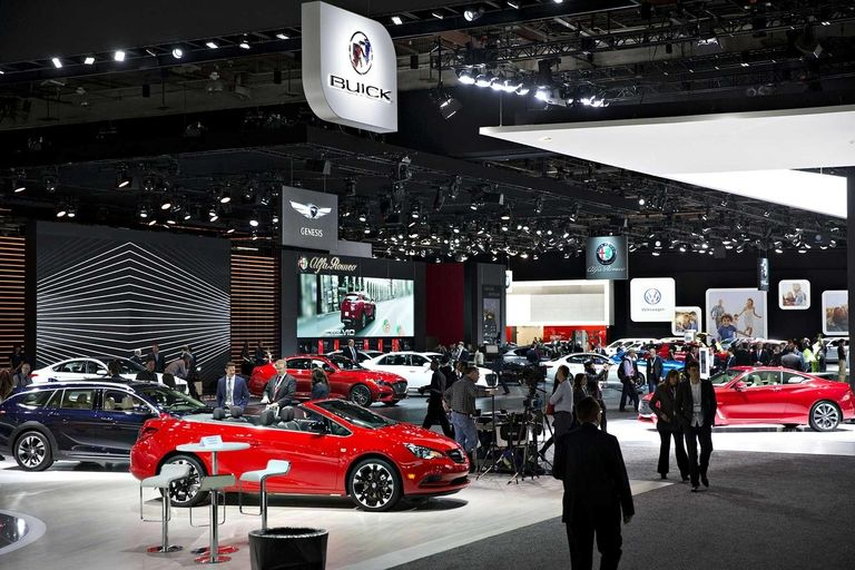Detroit auto show moves to fall 2021