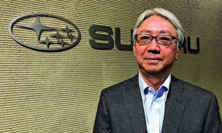 AUTOMOTIVE NEWS Subaru gets about 66 percent of its volume from the U.S. Is it too dependent on the U.S.?  TOMOMI NAKAMURA:Based on the history of Subaru and the way the U.S. market has grown, it is a big market for us. It is difficult for us to really push sales growth in other markets. For example, one month's sales in the U.S. is the same as half a year's sales in Japan. So the U.S. market is where we're putting a lot of resources. We don't really have the leeway to put more resources into other markets.