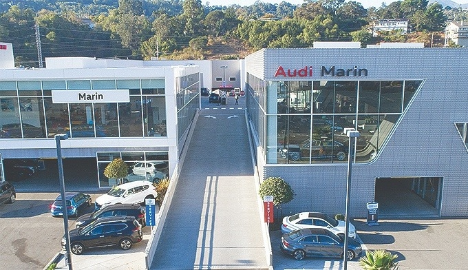 Audi Marin was bought by indiGO this month.