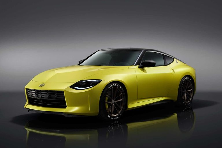 Nissan Z Proto pays homage to past, offers glimpse of Z's future