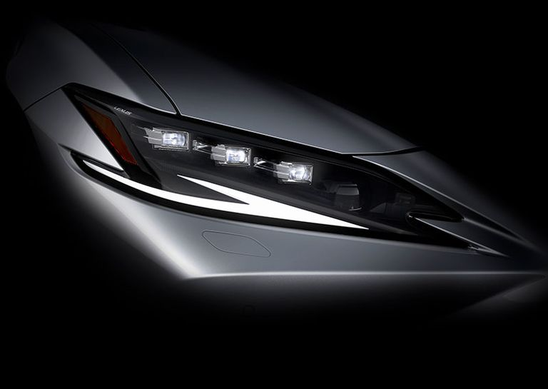 Toyota-badged crossover, Lexus ES sedan set to debut