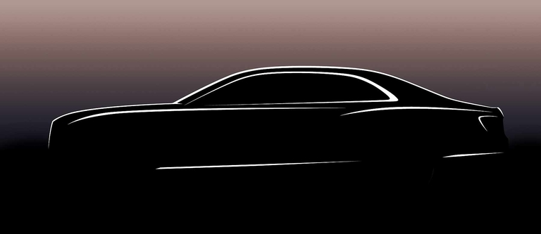 Bentley teases Flying Spur successor