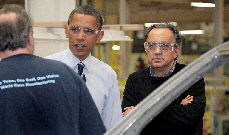 Sergio Marchionne: Improbable leader of impossible missions