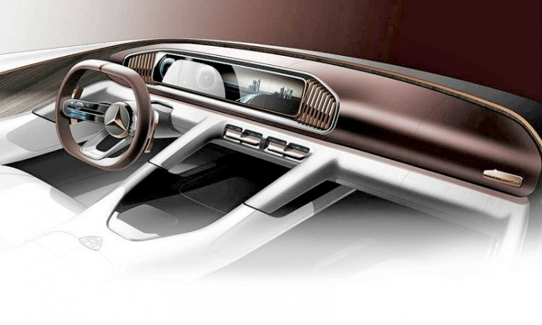 Mercedes previewing Maybach SUV
