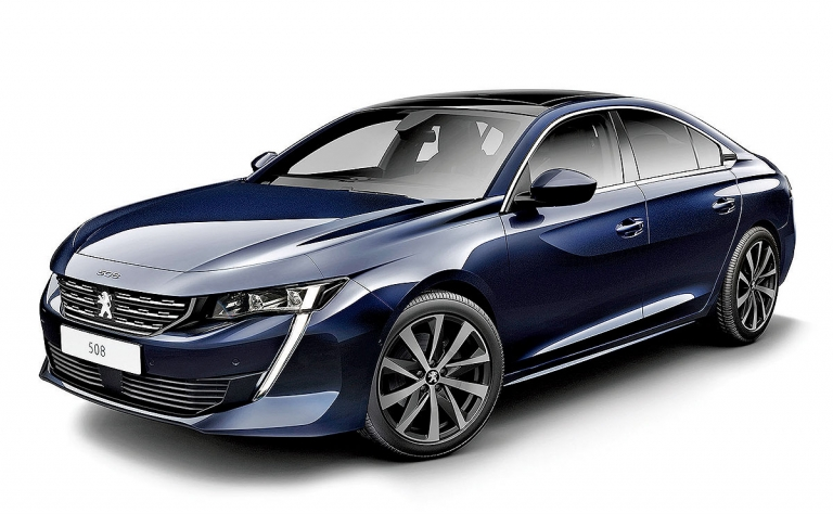 Peugeot busts a new move on styling of the 508