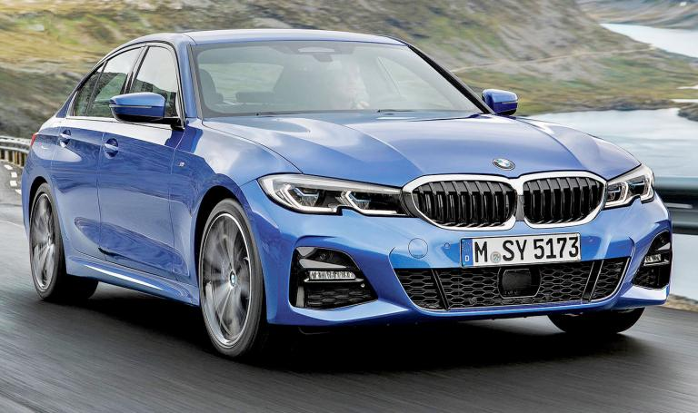 BMW focuses on new 3 series' driving dynamics