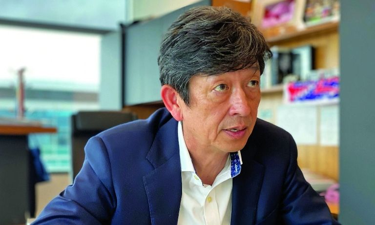 TOYOTA'S TED OGAWA: Communication key in tough first year