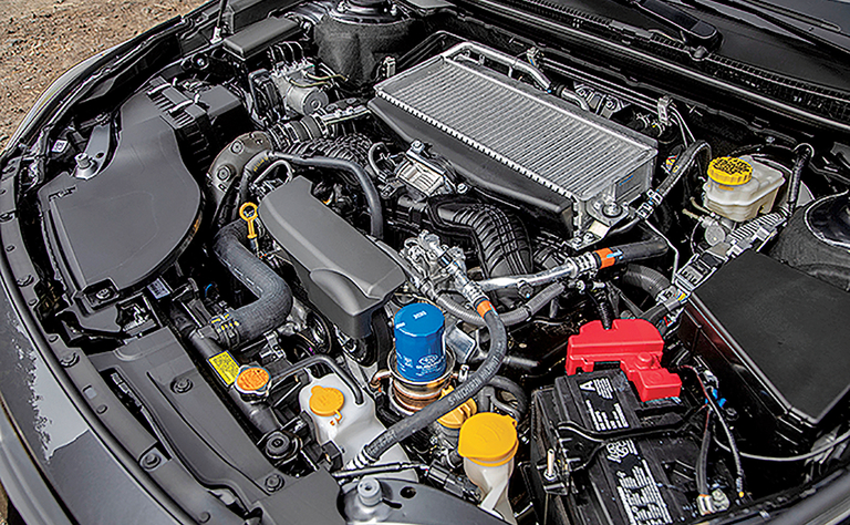Subaru expands turbo engine use to Outback