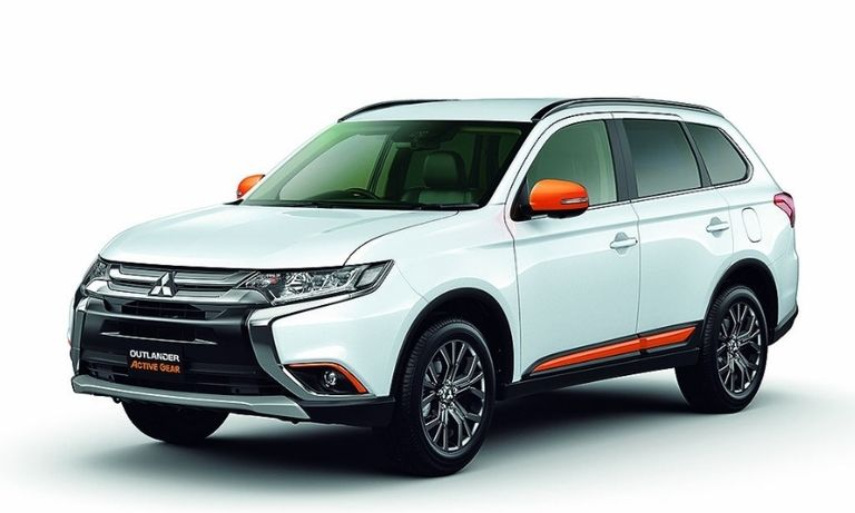 The Mitsubishi Outlander could arrive as early as the second half of this year.