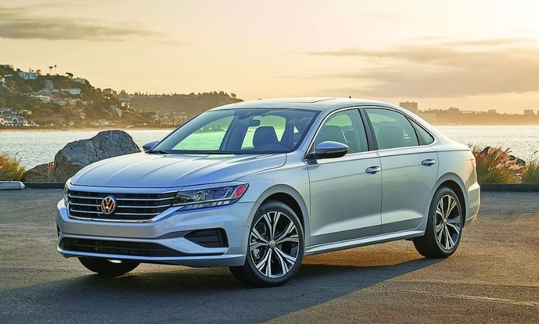 Passat sedan said to end in U.S., Europe