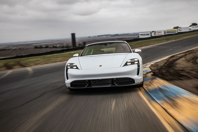 NHTSA to probe Porsche Taycan EVs over loss of power