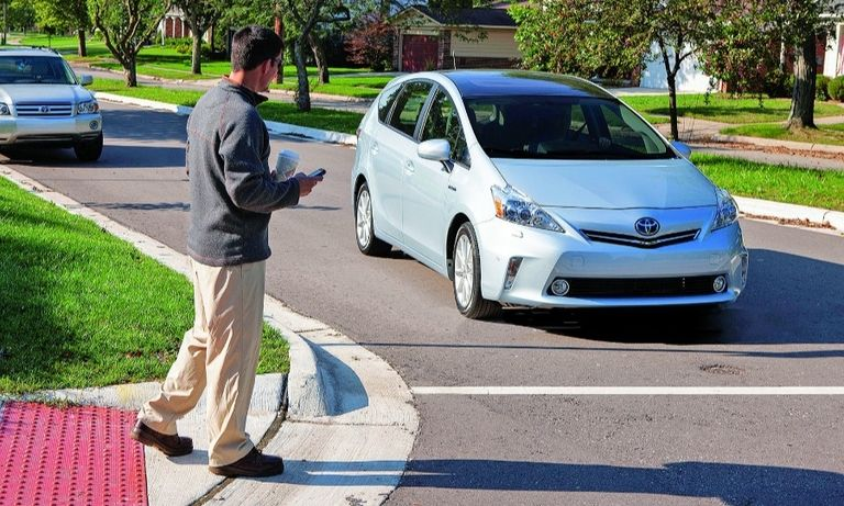 New cameras and radars could help keep pedestrians and bicyclists safer.