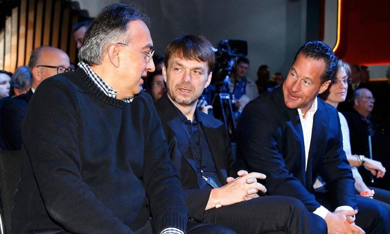 A flair for theatrics made Marchionne an exciting CEO to cover