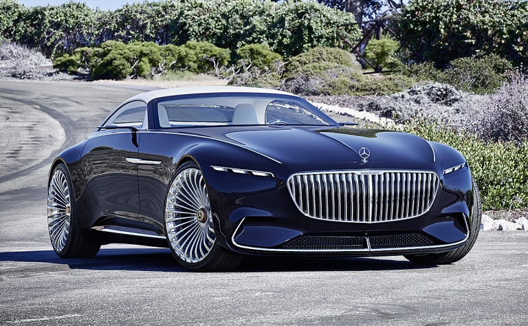 Maybach: What an ultraluxe convertible could look like