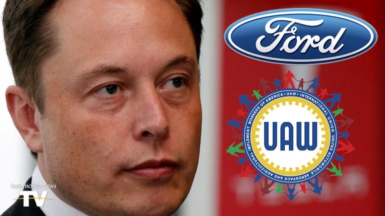 2018's top auto 'turkeys': Musk, Ford, UAW