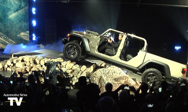 Jeep Gladiator's 14-year journey