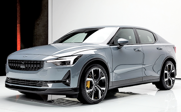 Polestar CEO eyes eventual IPO but focus now is electric sedan