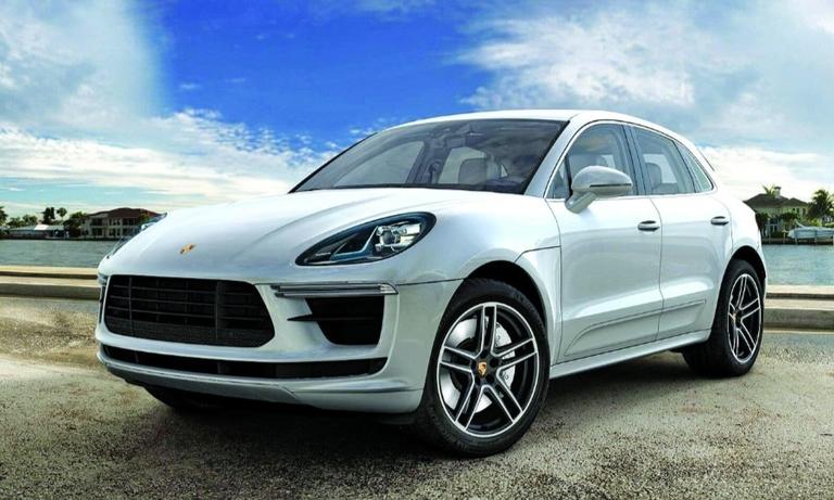 Sales at Porsche increased 63 percent.