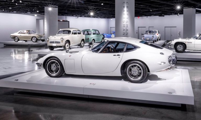 The Petersen Automotive Museum