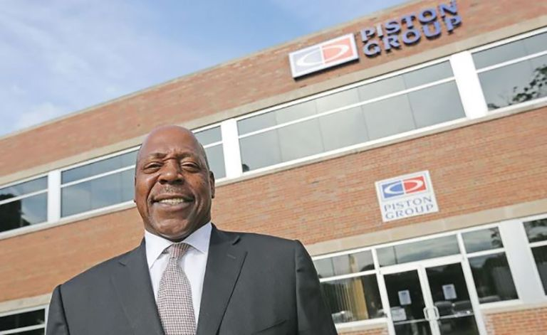 Vinnie Johnson is the founder, chairman and CEO of Piston Group