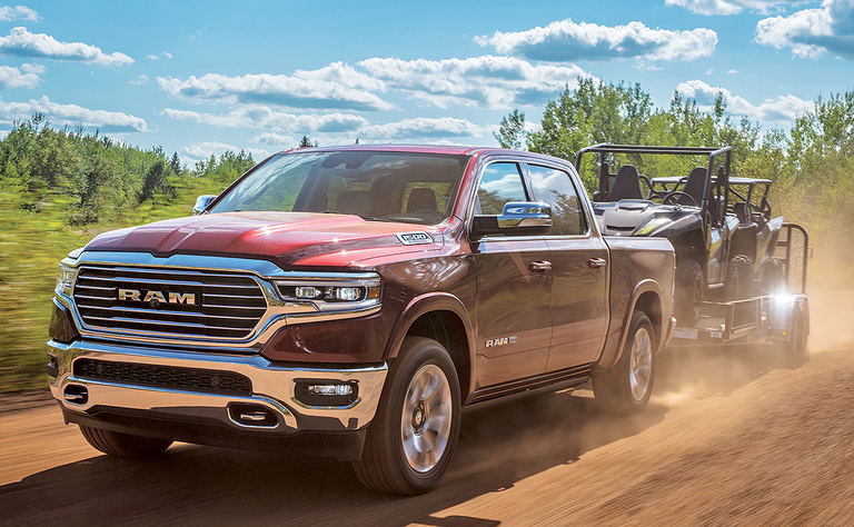 Ram mixes fresh options with old standbys