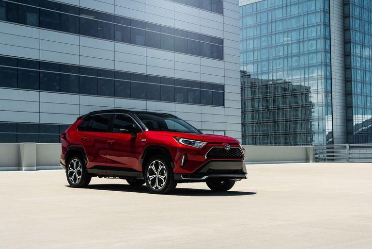 Toyota's RAV4 Prime priced from $39,220