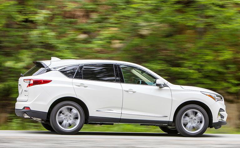 Acura's aging lineup goes through overhaul