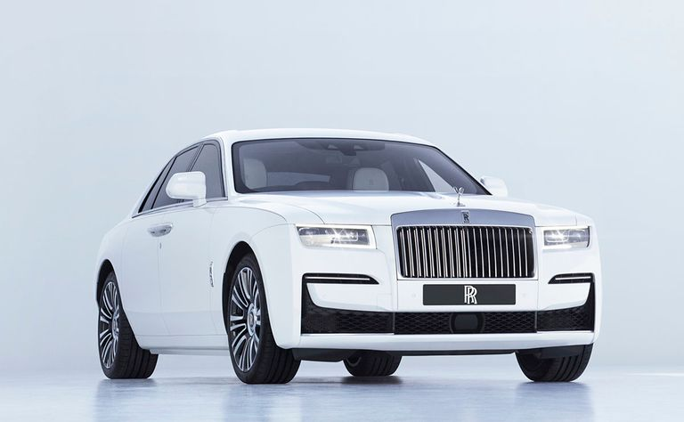 Rolls-Royce embraces post-opulence with latest Ghost