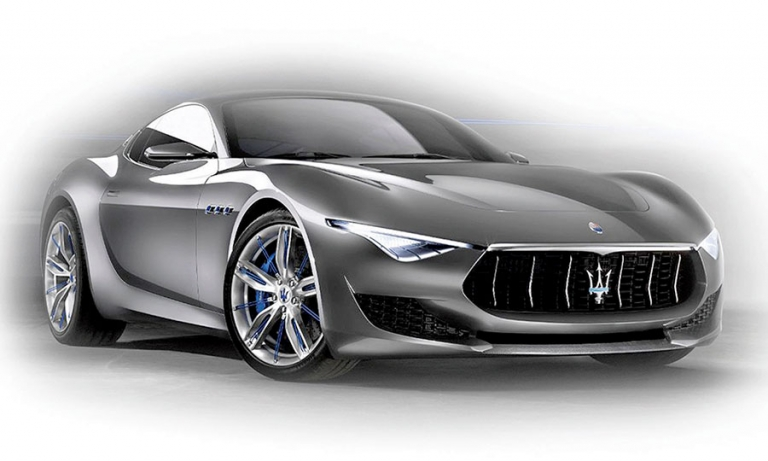 New Maseratis will mostly have plugs