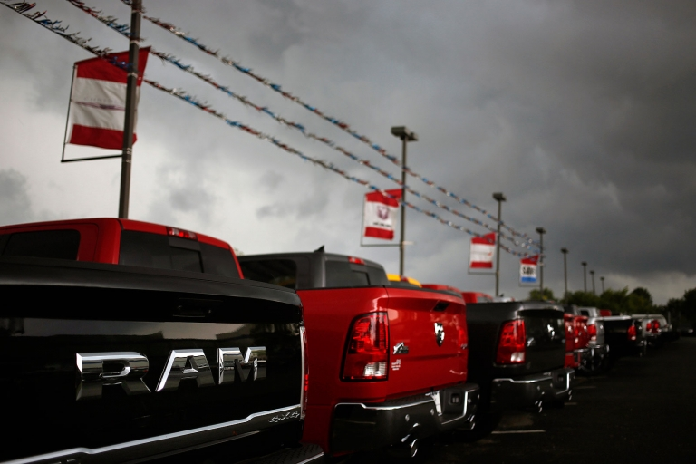 FCA: A record month for Jeep