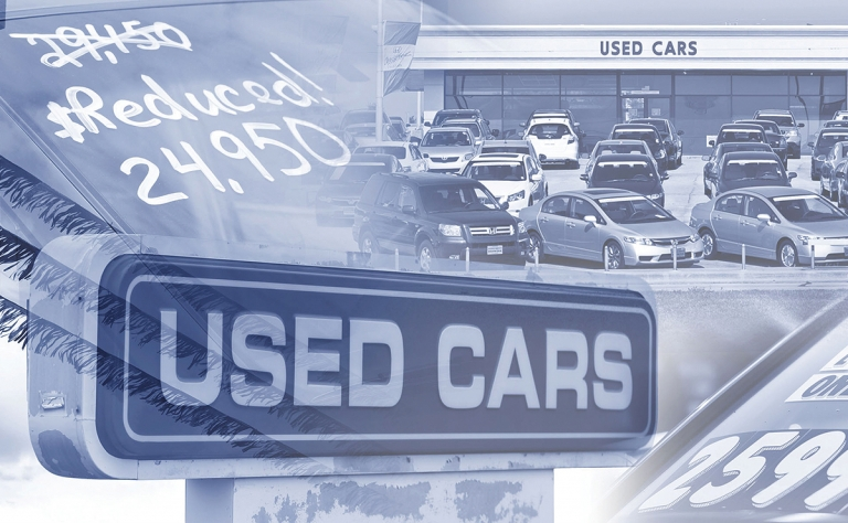The rise of a used-car powerhouse