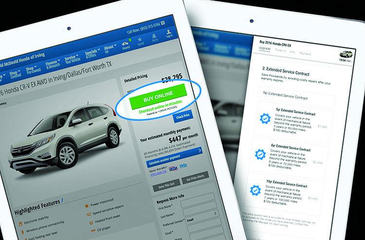 Virtual auto sales a 'silver lining' to COVID-19 crisis