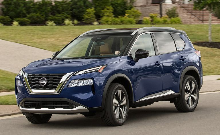 2021 Nissan Rogue: Tuned for comfort and padded with tech