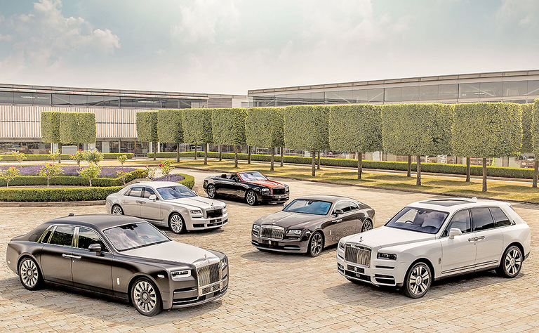 Rolls-Royce will resume its rollout of redesigns