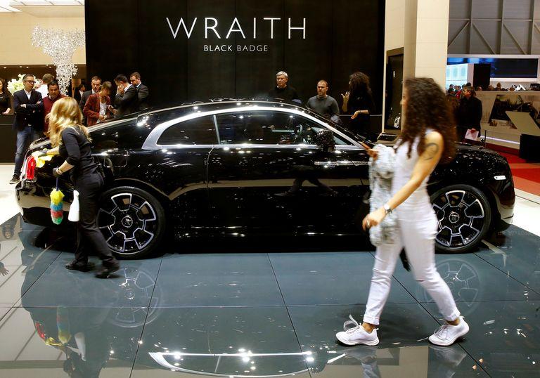 Rolls-Royce drops Wraith, Dawn in U.S.