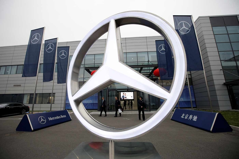 Daimler: China volumes stabilize