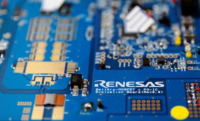 Renesas chip