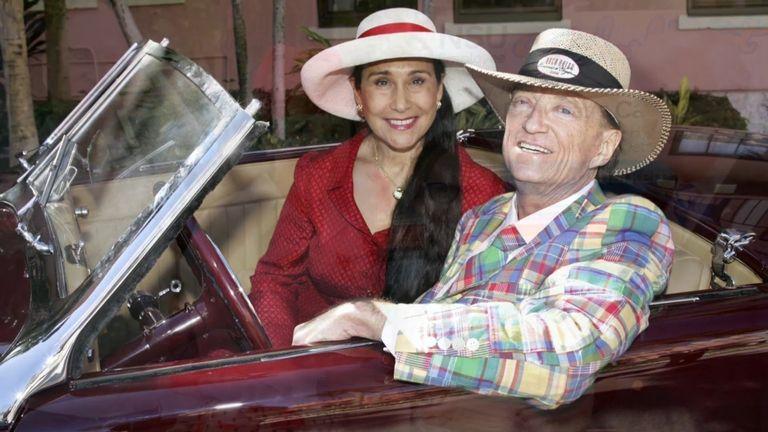 Rita and Rick Case