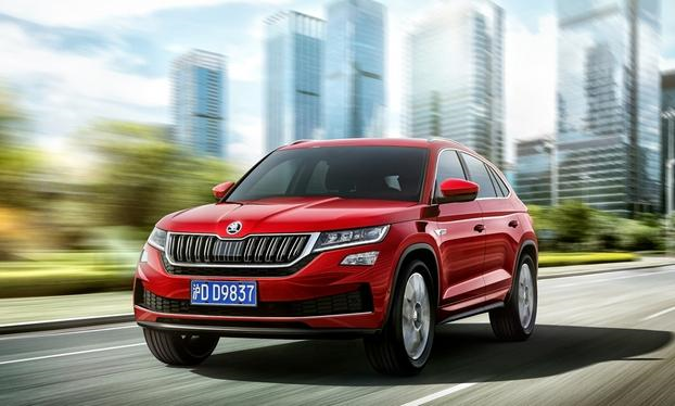 Skoda says Kodiaq GT SUV will be its flagship in China