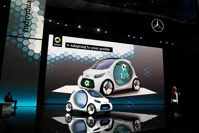 Smart, the tiny Daimler car that refuses to die, heads to China