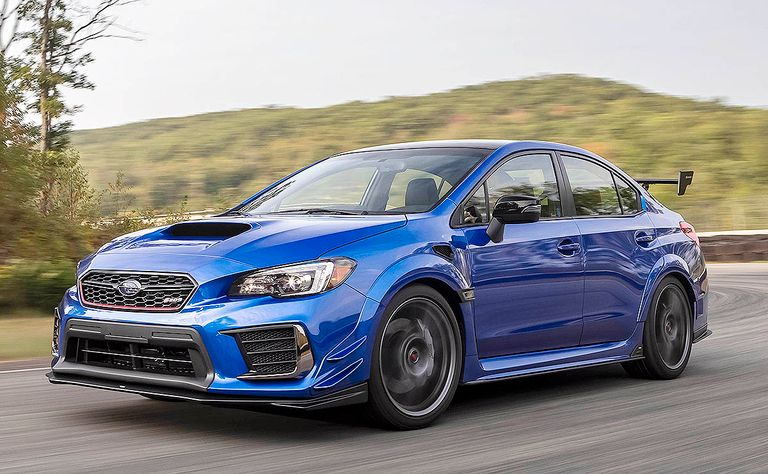 2019 Subaru STI S209: Tight on the track, serene on the street