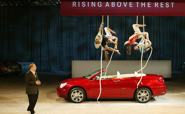 Chrysler's 3rd-gen Sebring convertible bows in 2006