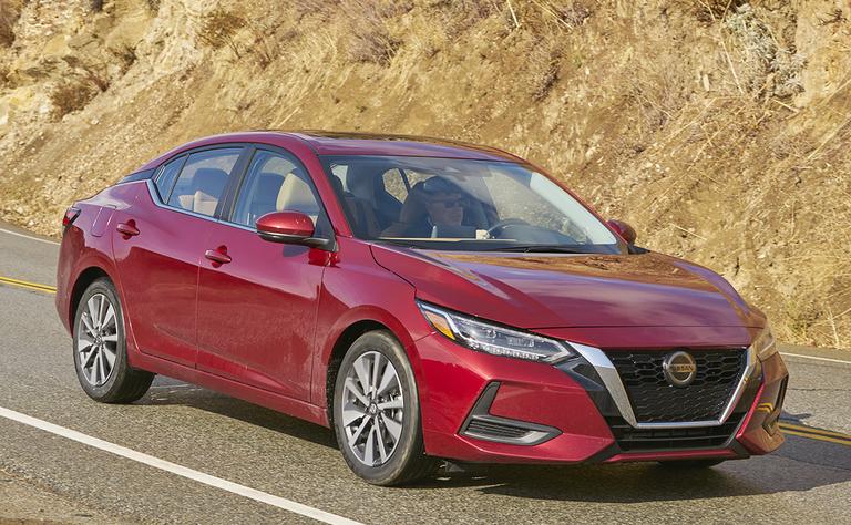 2020 Nissan Sentra: A big step forward