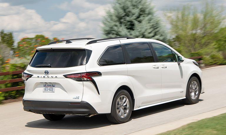 2021 Toyota Sienna: No longer a runner-up