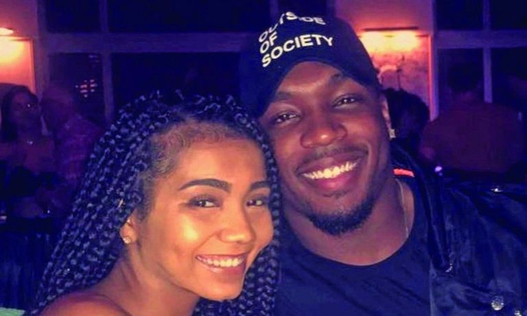 Petara Cordero, girlfriend of NFL player Chris Smith, died last year.