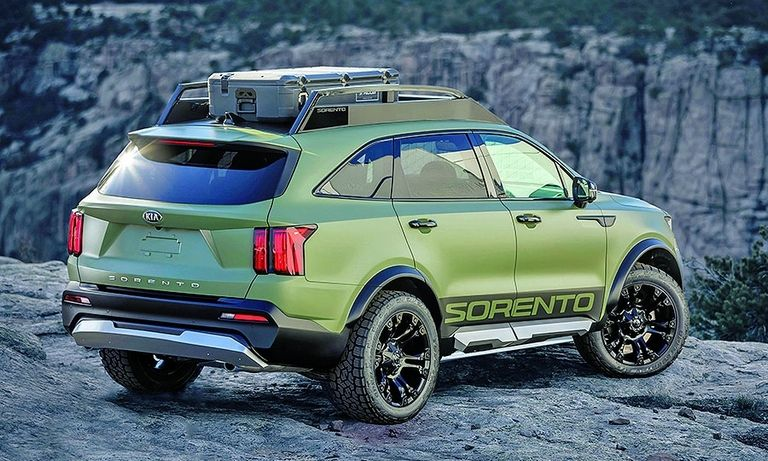Sorento: One of fresh lineup entries in ongoing blitz