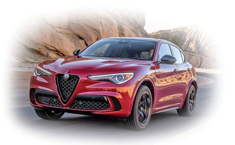 Alfa shrinks its lineup, focuses on crossovers