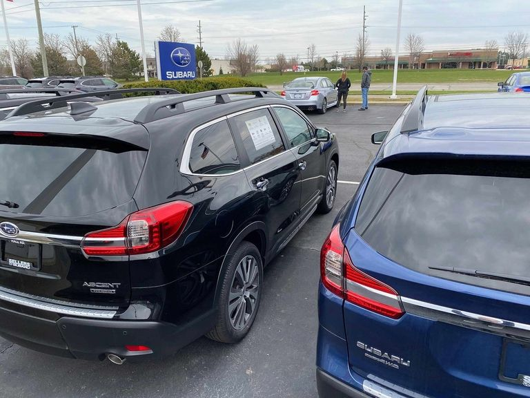 Subaru changes mind on quarterly sales reports