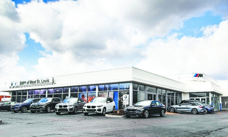"Suntrup partner Craig Suntrup said the used-vehicle incentive at his dealerships, including BMW of West St. Louis in Manchester, Mo., ""might help somebody make a decision."""