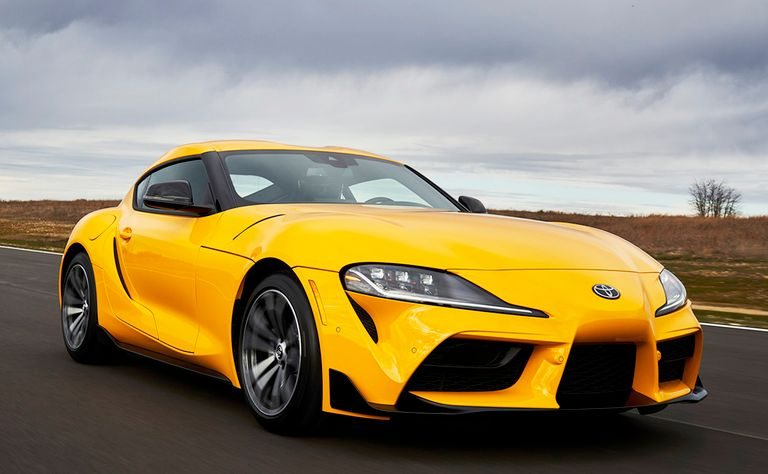 2021 Toyota Supra four-cylinder: Tame, chill and ready to sprint